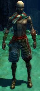 Actaeon Hali
