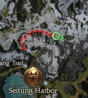 Gruut Snowfoot Map