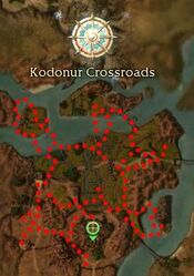 Overseer Haubeh Map