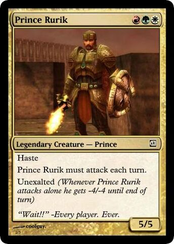File:Prince Rurik MTG card.jpg