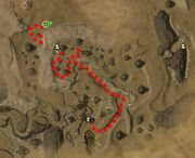 Tang Stonecut Map