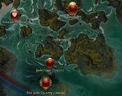 Archipelagos map