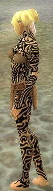 Monk Flowing Armor F dyed side