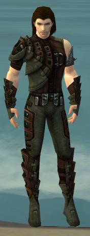 File:Ranger Obsidian Armor M gray front.jpg