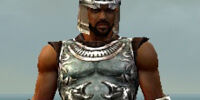 Warrior Istani armor