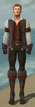 Mesmer Performer Armor M dyed front