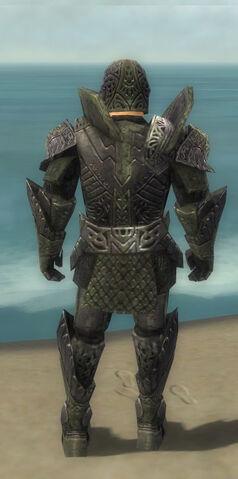 File:Warrior Elite Platemail Armor M gray back.jpg