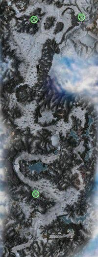 Lornar's Pass Tree bosses
