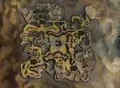 Dynastic Tombs Map