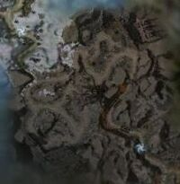 Ascalon Foothills map