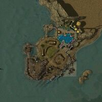 Isle of Solitude map