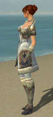 Elementalist Norn Armor F gray side