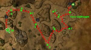 A Bushel of Trouble Map