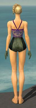 Mesmer Shing Jea Armor F gray arms legs back