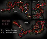 Shards of Orr Map