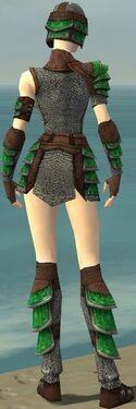 Warrior Krytan Armor F dyed back