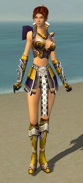 Elementalist Deldrimor Armor F dyed front