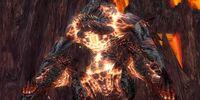 Burning Titan