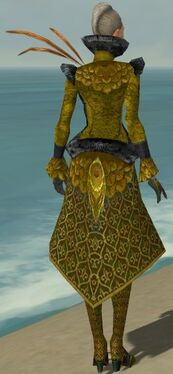 Mesmer Elite Elegant Armor F dyed back