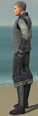 Mesmer Elite Elegant Armor M dyed side