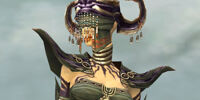 Ritualist Obsidian armor