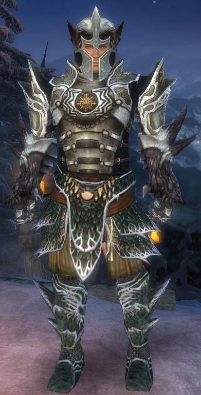 Full original armor