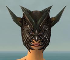 File:Warrior Elite Dragon Armor F gray head front.jpg