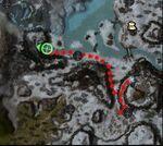 Dazehl Brainfreezer Route