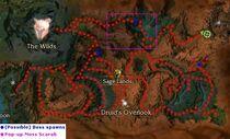 Sage Lands - Vanquished ( tips & bosses)