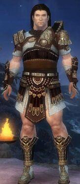 Warrior Vabbian Armor M nohelmet