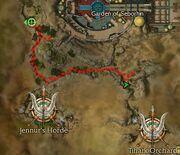 Hahan Faithful Protector map