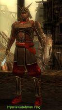 Imperial Guardsman Yang