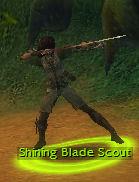Shining Blade Scout