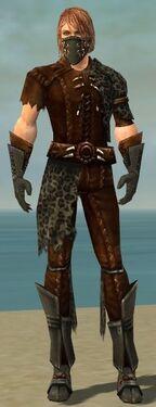 Ranger Istani Armor M gray front
