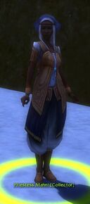 Priestess Mahni