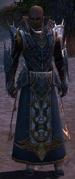 Kahmu Armor Deldrimor Front