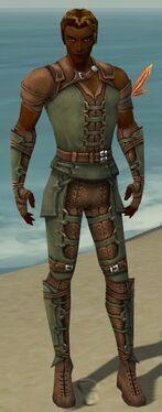 Ranger Ascalon Armor M gray front