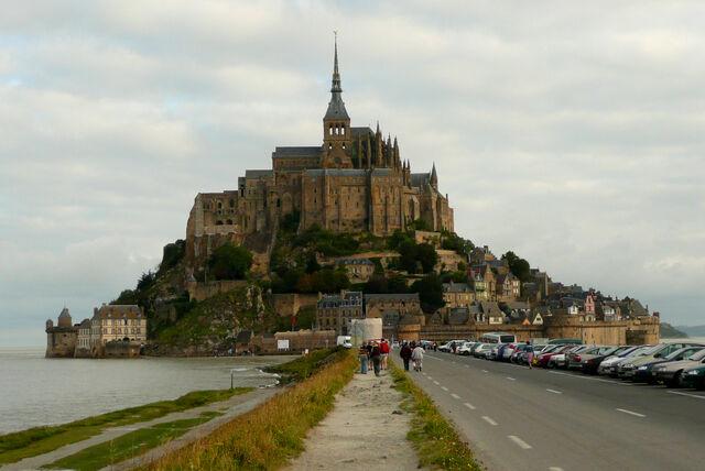File:Mont Saint-Michel - 2.JPG