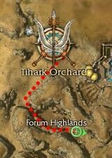 Pakasah map