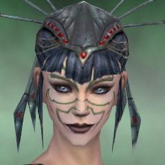 File:Necromancer Primeval Armor Female Headgear green front.jpg