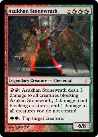 File:Giga's Azukhan Stonewrath Magic Card.jpg