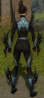 Zenmai Primeval Armor back