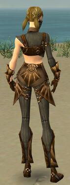 Ranger Sunspear Armor F gray back