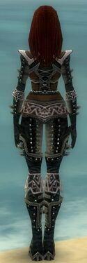 Ranger Elite Kurzick Armor F gray back