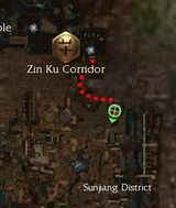 The Afflicted Soon Kim Location