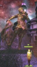 Kormir Statue