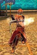 Corsair Commander (Dervish)