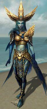 Dwayna Avatar front