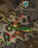 Slave Spirit Map