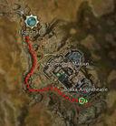 Josinq the Whisperer Map2